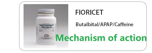 fioricet used